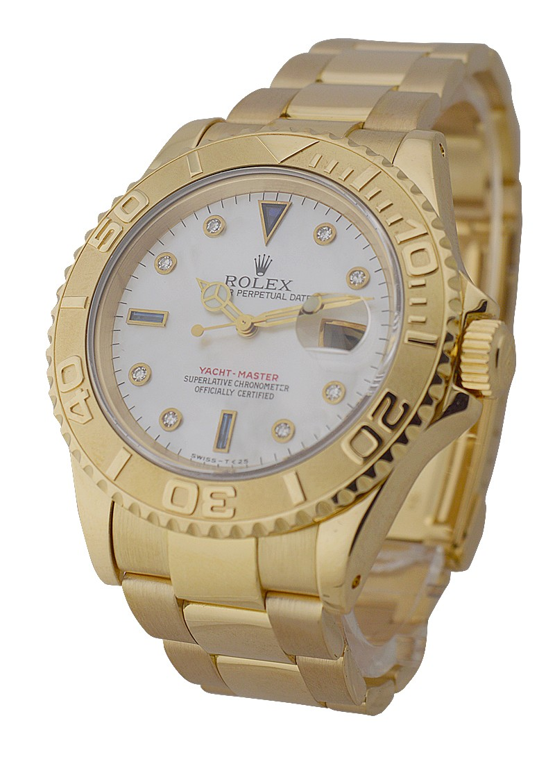 Rolex Used Yacht-Master