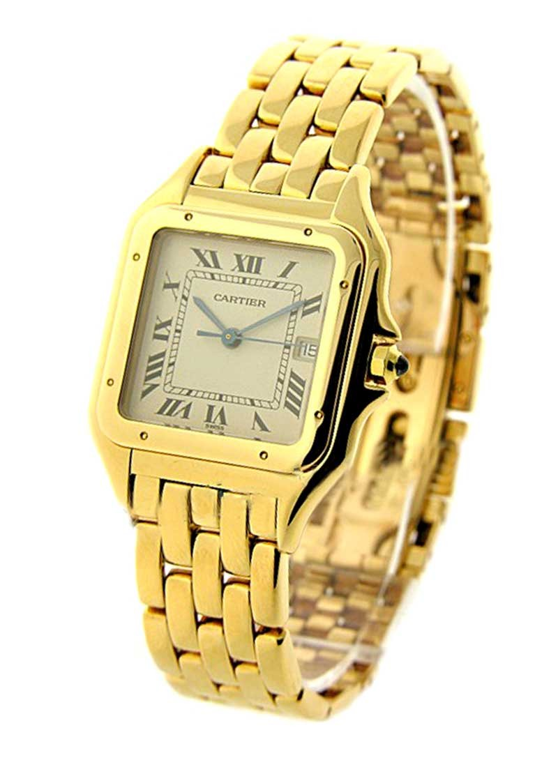 Cartier Panthere Large Size  in Yellow Gold