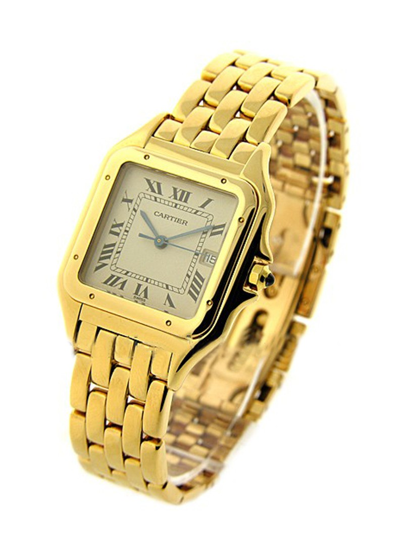 Cartier Panthere in Yellow Gold