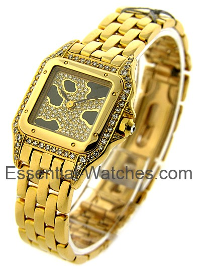 Cartier Yellow Gold PANTHER