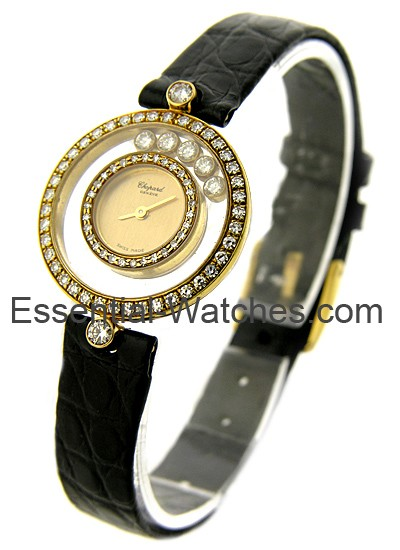 Chopard Happy Diamonds with 5 Floating Diamonds