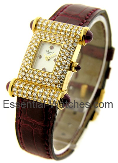 Chopard  Haute Joaillerie Rectangle