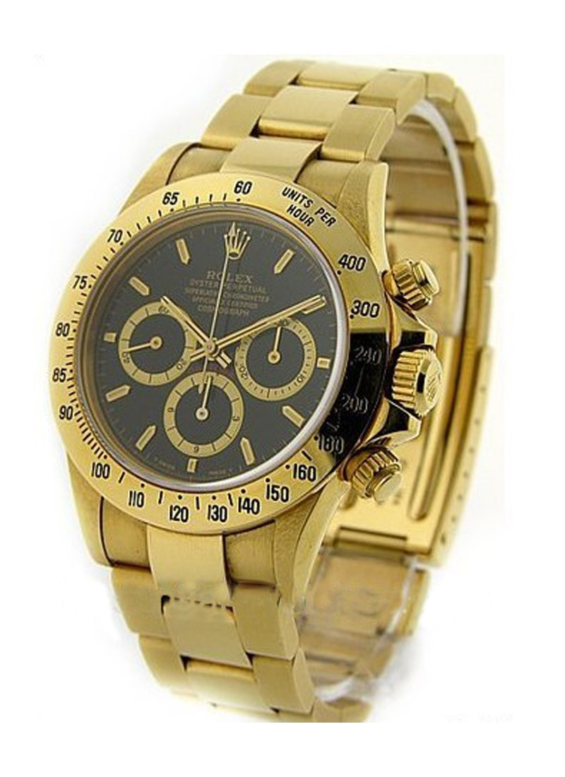 Pre-Owned Rolex Daytona - Yellow Gold