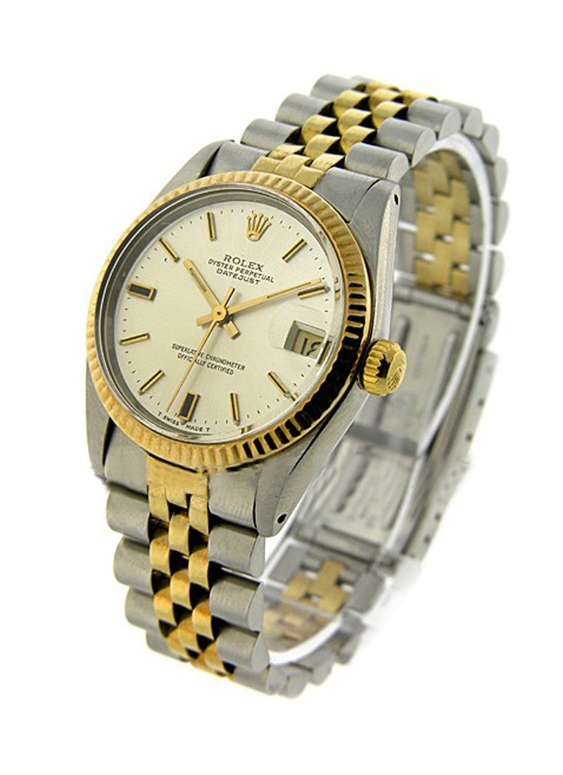 Rolex Used Datejust Mid Size