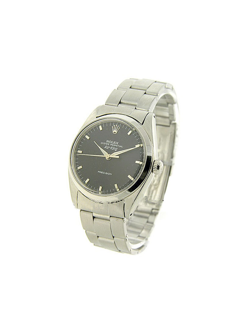 Pre-Owned Rolex Air-King - Steel