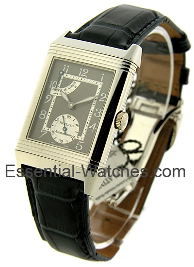Jaeger - LeCoultre Men''s Reverso in Platinum