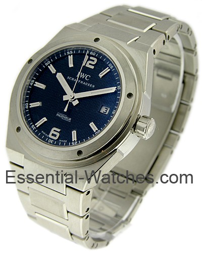 IWC Ingenieur Automatic in Stainless Steel- Discontinued Model
