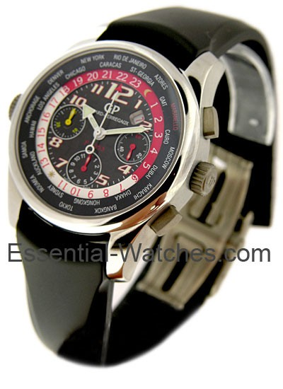 Girard Perregaux World Time Chronograph