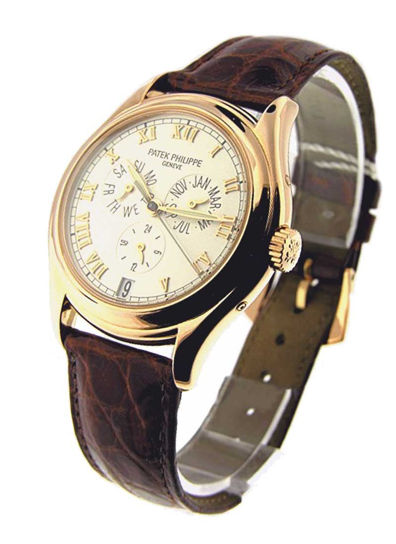 Patek Philippe Annual Calendar 5035R in Rose Gold