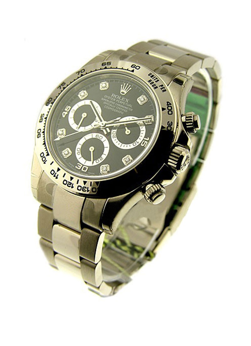Rolex Unworn Daytona 40mm Cosmograph in White Gold