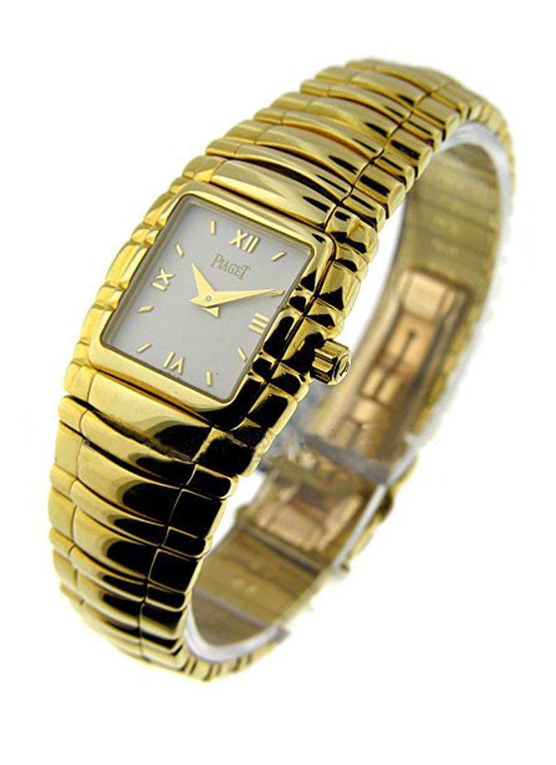 Piaget Square Tanagra - Mini Size in Yellow Gold