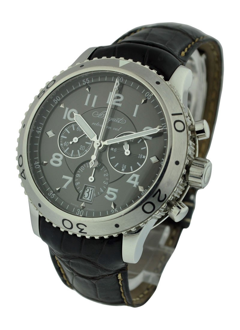 Breguet Transatlantique Type XXI Flyback in Steel