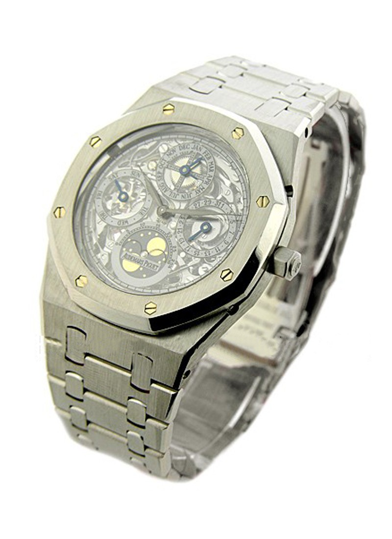 Audemars Piguet  Royal Oak Skeleton Perpetual