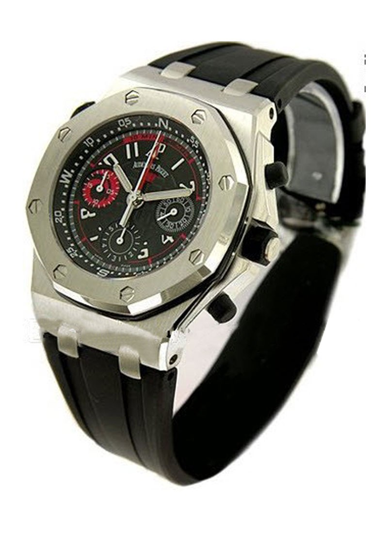 Audemars Piguet Polaris Alinghi Offshore Chronograph Stainless Steel