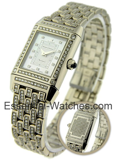 Jaeger - LeCoultre Lady''''s Reverso - Full Diamonds