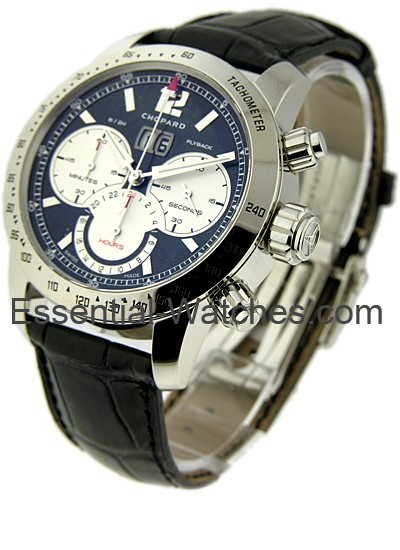 Chopard Mille Miglia Jacky Ickx in Steel -Limited Chronograph 1000 pieces
