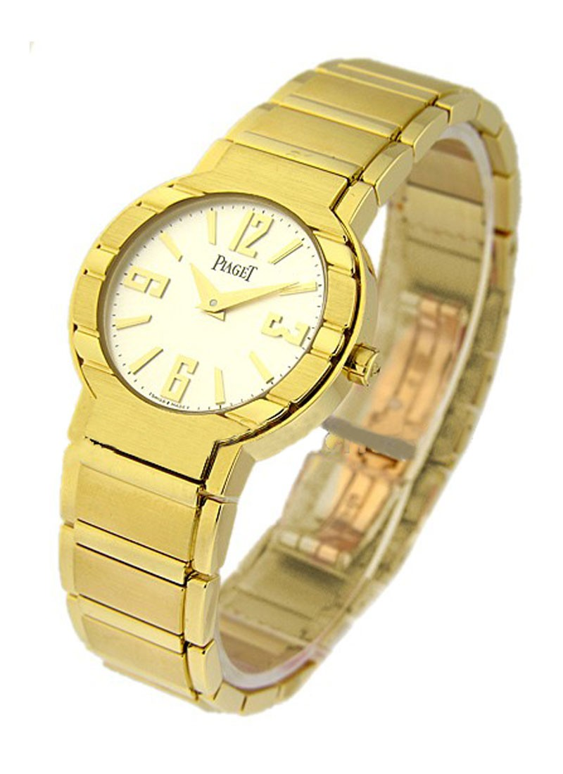 Piaget Polo Small in Yellow Gold
