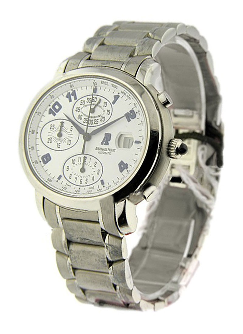 Audemars Piguet Men's Millenary Chronograph