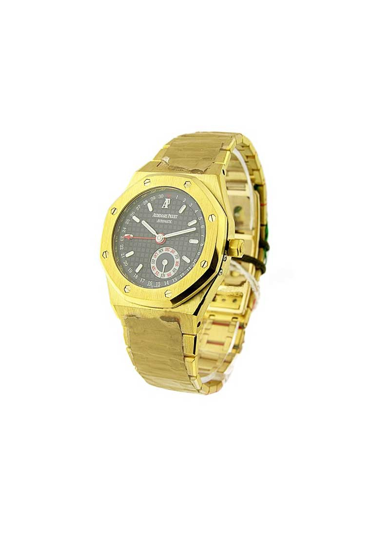 Audemars Piguet Royal Oak 36mm Annual Calendar in Yellow Gold