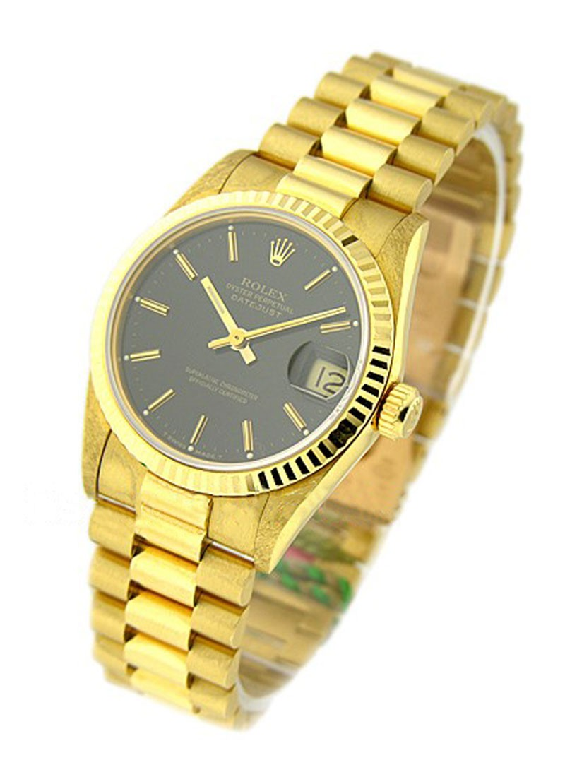 Rolex Used Mid Size President