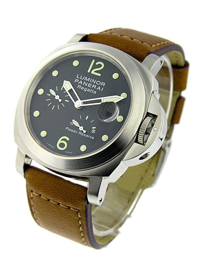 Panerai PAM 222 - Luminor Power Reserve Regatta - Special Edition 2005