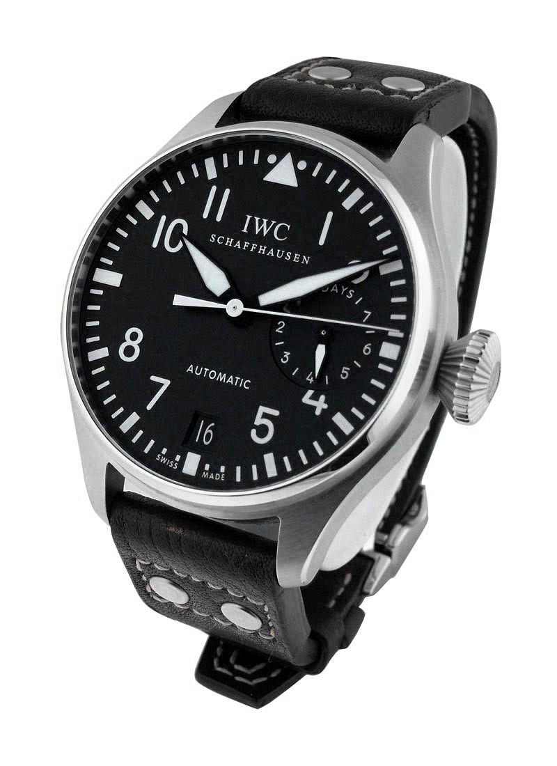 IWC Big Pilot  5004 Automatic in Steel