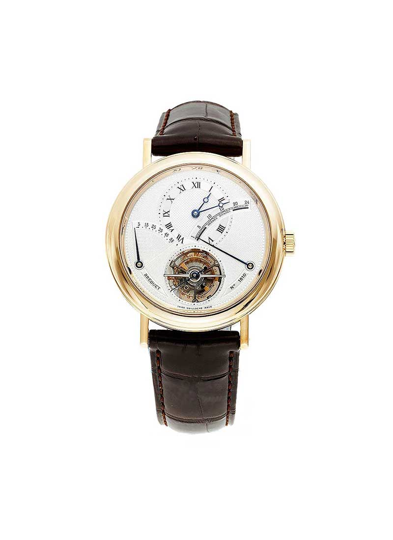 Breguet Classique Grande Complication Tourbillon in Yellow Gold