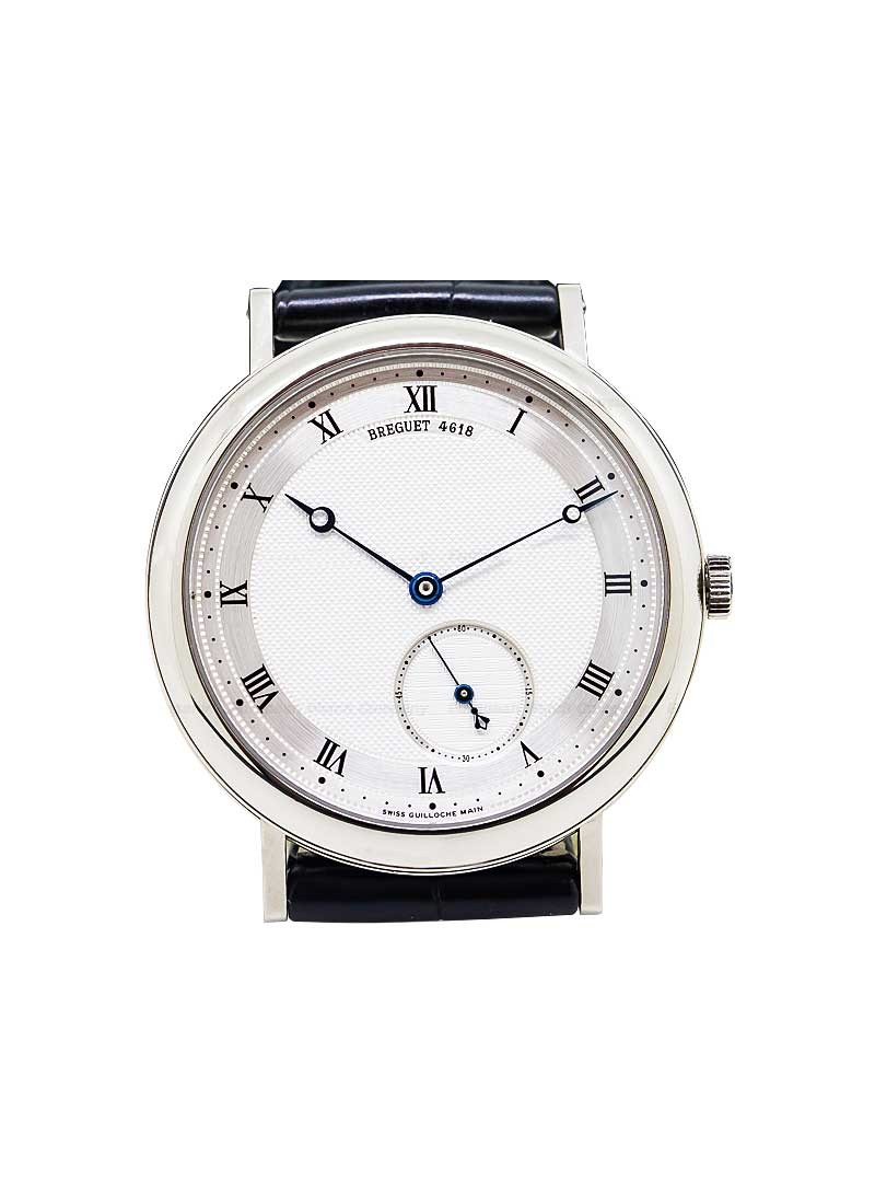 Breguet Classique 40mm in White Gold