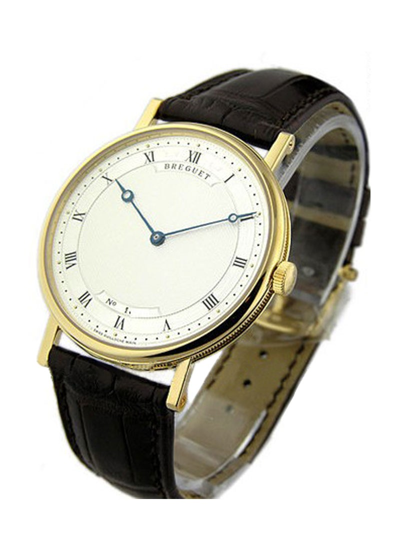 Breguet Classique Automatic Ultra Slim in Yellow Gold