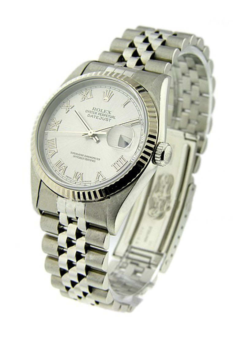 Rolex Used  Men's DATEJUST with Jubilee Bracelet 16234