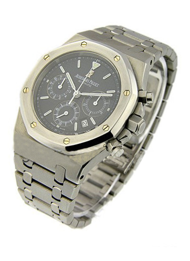Audemars Piguet Royal Oak Chronograph in Steel