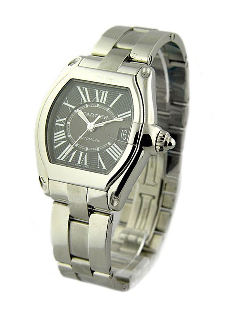 Cartier Roadster 43mm Automatic in Stainless Steel