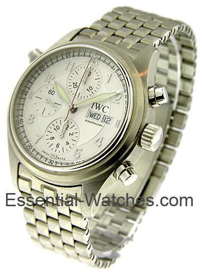 IWC Spitfire Double DoppleChronograph