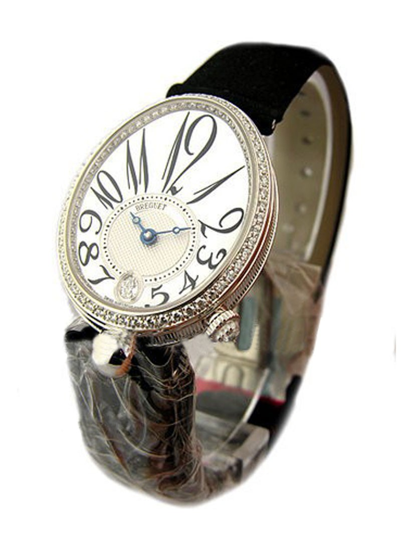 Breguet Queen of Naples in White Gold