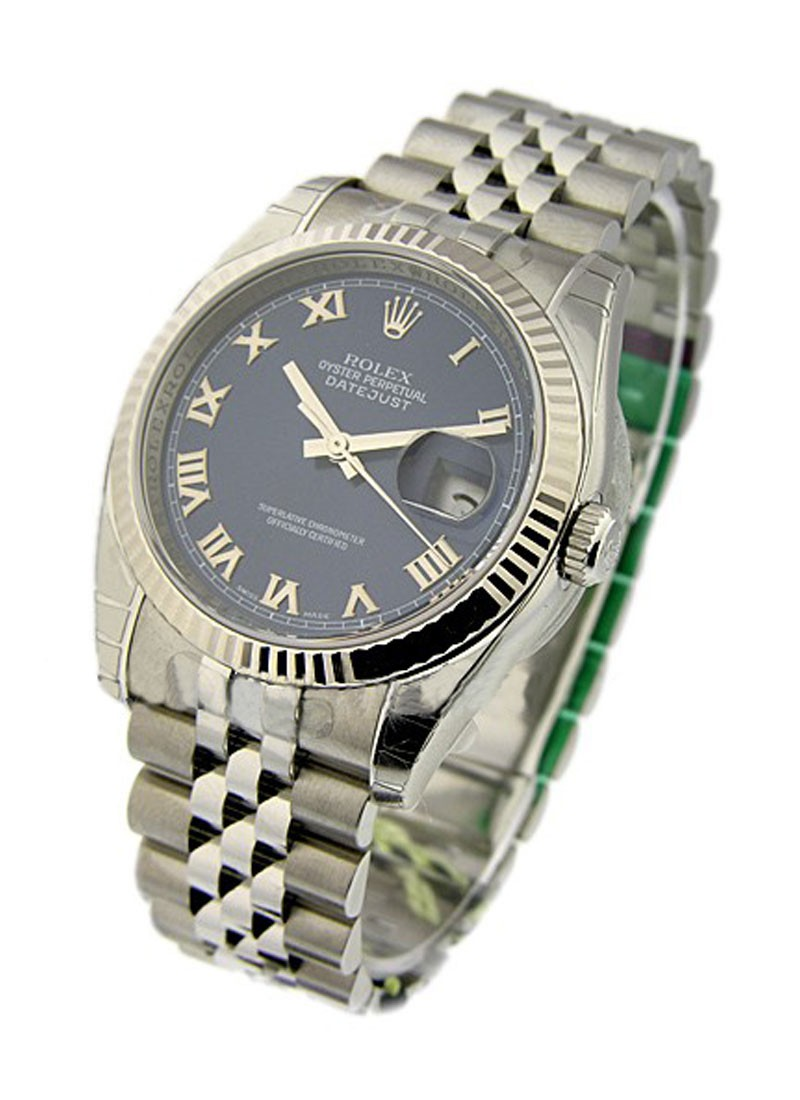 Rolex Unworn Men's Datejust with Jubilee Bracelet
