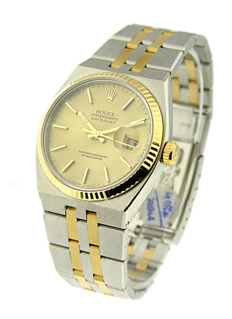 Rolex Used Datejust 36mm 2-Tone Men's
