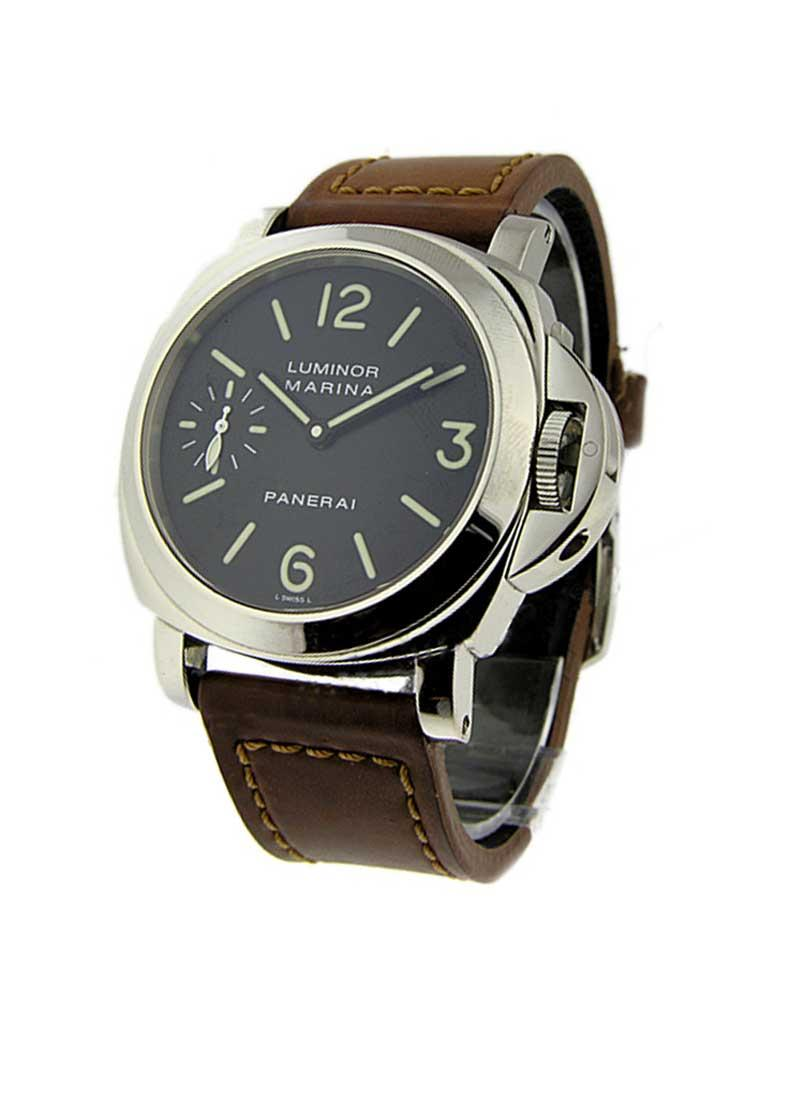 Panerai PAM 1 - Luminor Marina 44mm in Stainless Steel