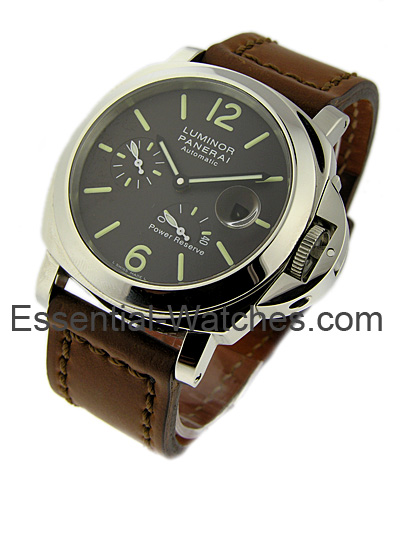 Panerai PAM 211 - Luminor Power Reserve for Sincere in Steel