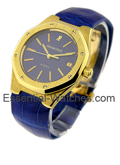 Audemars Piguet Royal Oak 36mm in Yellow Gold