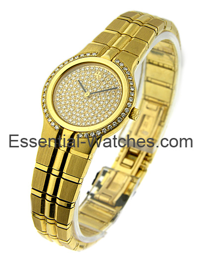 Vacheron Constantin Phidias Lady's with Diamond Bezel and Dial