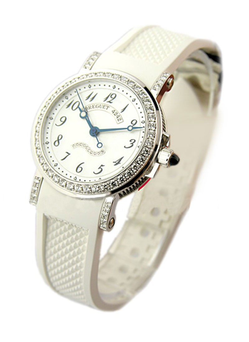 Breguet Marine II Automatic - Lady's Size - White Gold