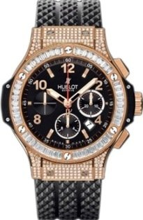 Hublot Big Bang   44mm  Baguette Diamond Bezel