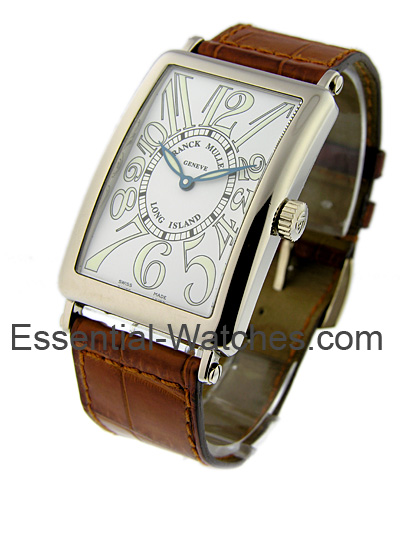 Franck Muller Long Island - Small Men's Size
