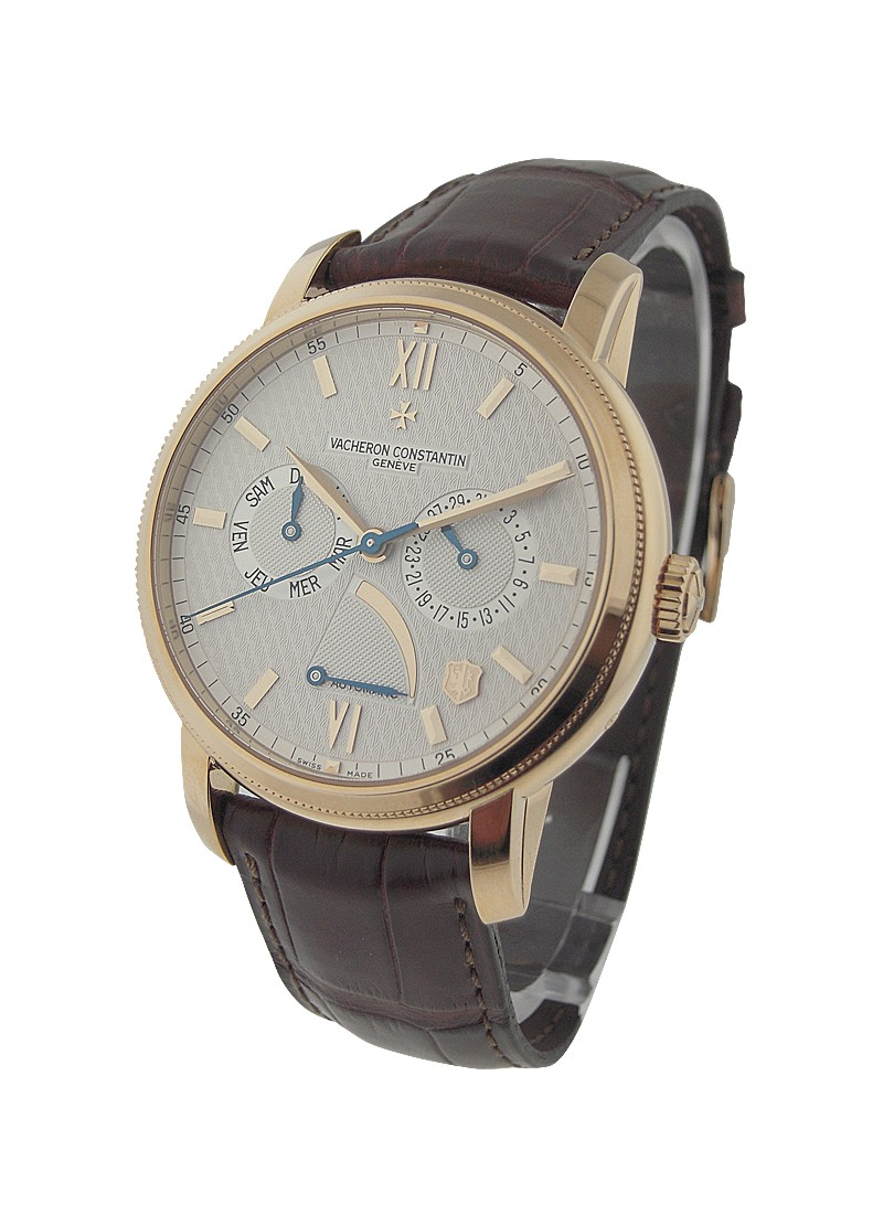 Vacheron Constantin Jubilee 1755 in Rose Gold