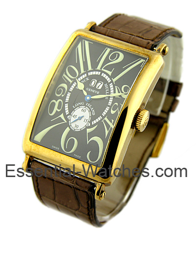 Franck Muller Long Island - Large Size - Big Date