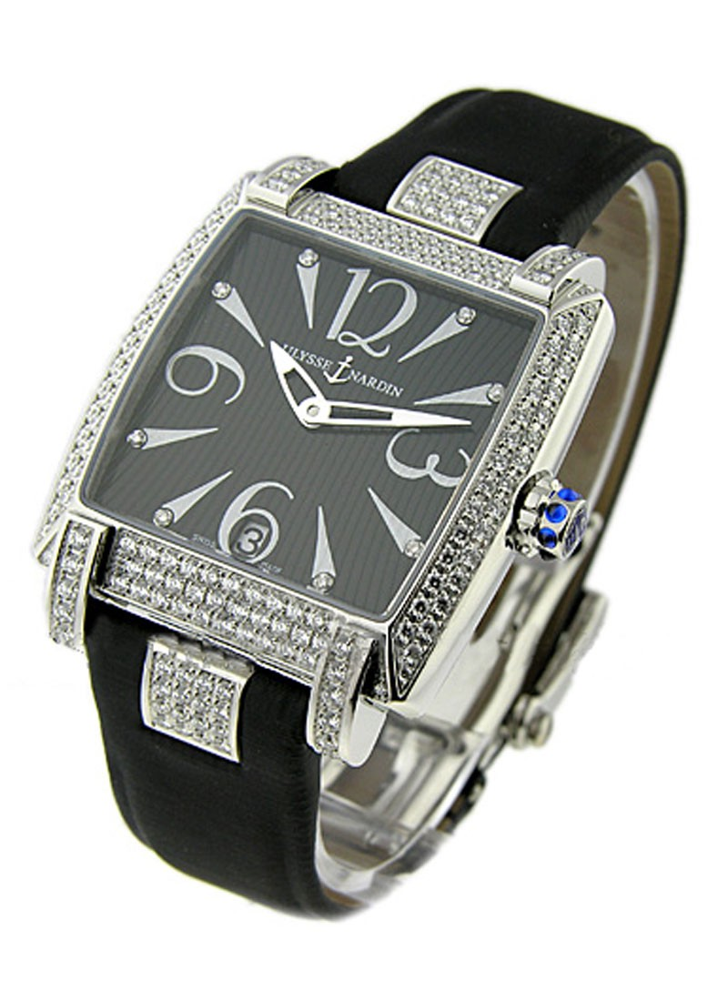 Ulysse Nardin Caprice with Diamond Case