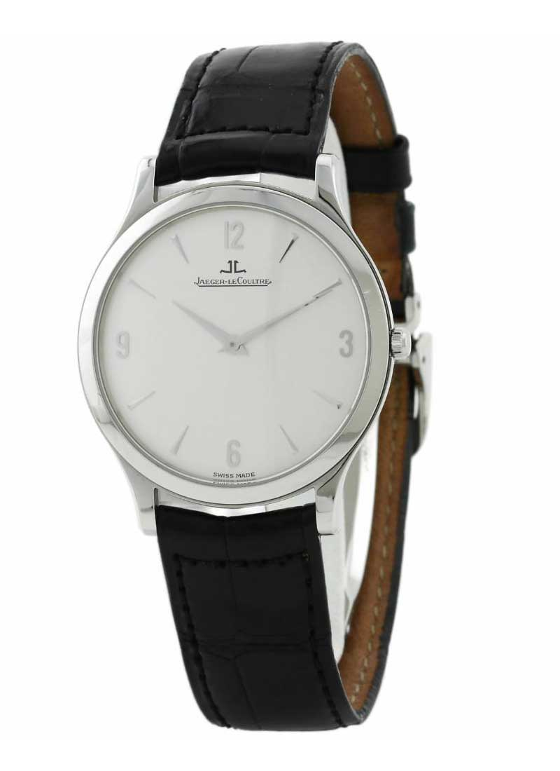 Jaeger - LeCoultre Master Ultra Thin in Steel