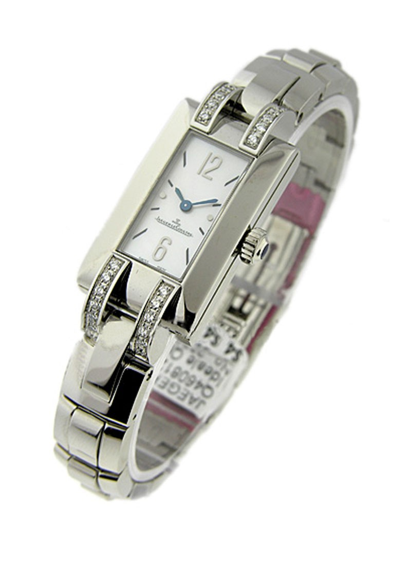 Jaeger - LeCoultre Lady''s Ideal with Diamond Lugs