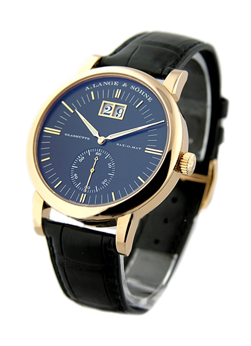A. Lange & Sohne Grand Langematik Automatic in Rose Gold