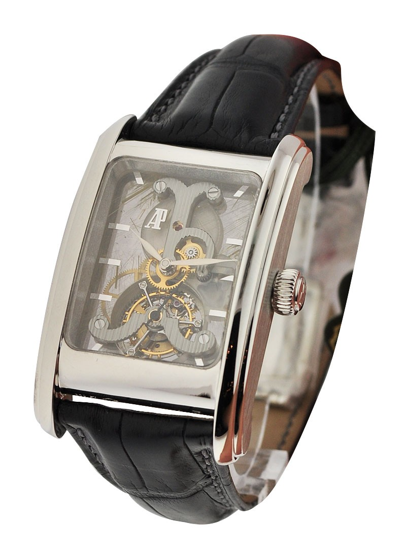 Audemars Piguet Edward Piguet Tourbillon in Platinum